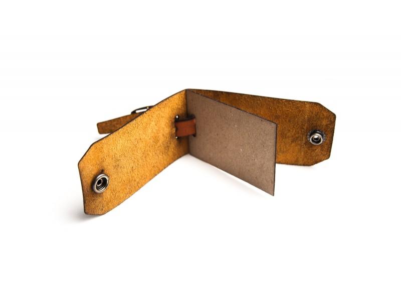 Бирка для сумки [крафт]